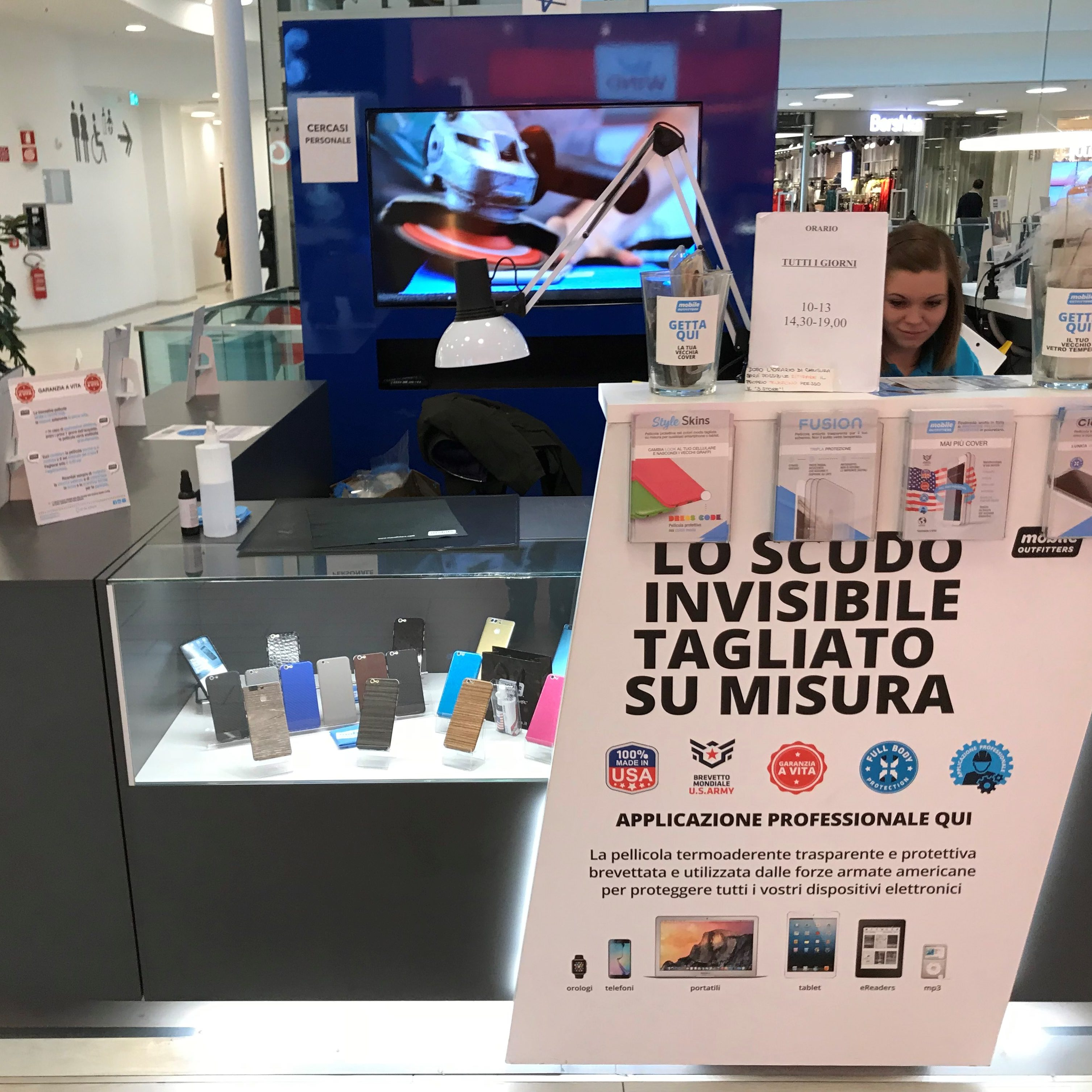 Centro Commerciale Twenty - Mobile Outfitters Italia
